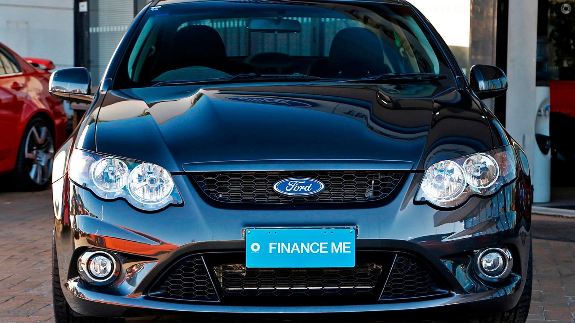 2009 Ford Falcon XR8 FG