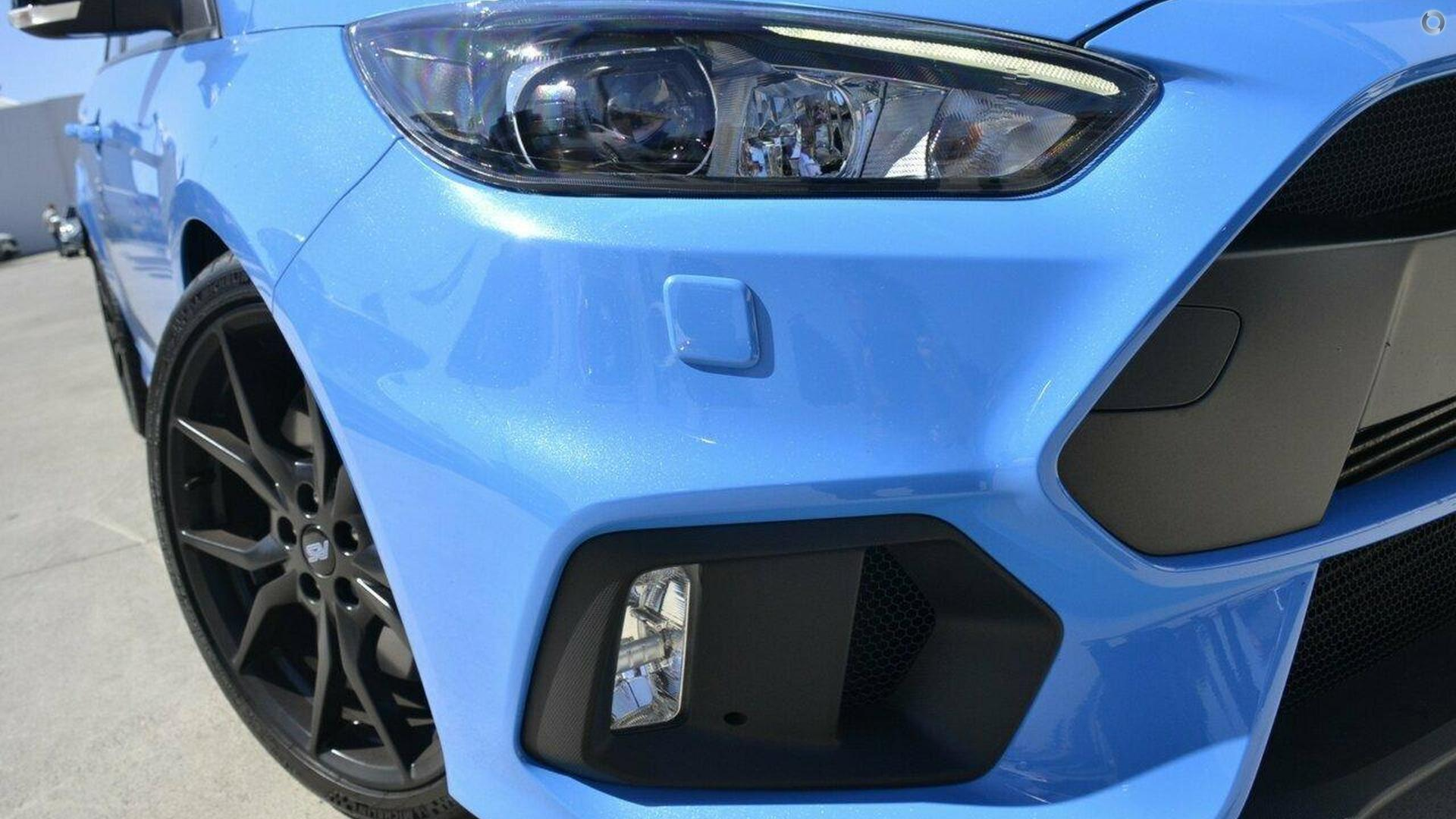 2018 Ford Focus RS Limited Edition LZ