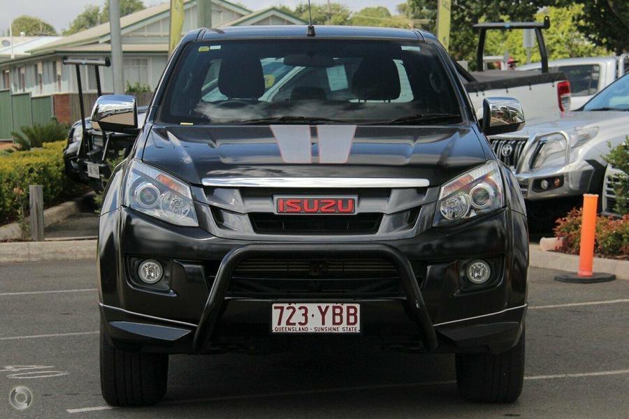 2014 Isuzu D-MAX LS-U (No Series)