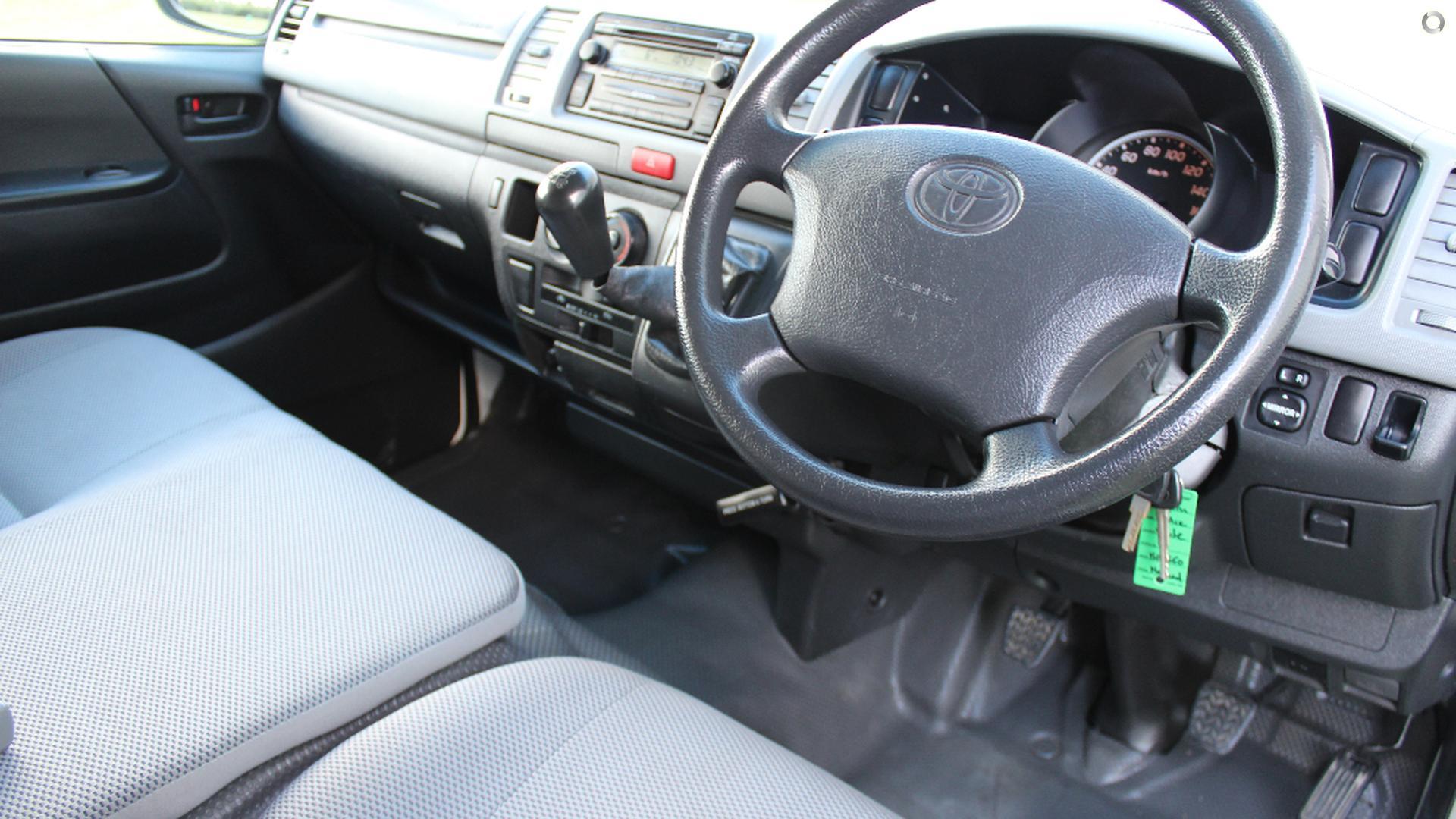 2005 Toyota Hiace  KDH200R