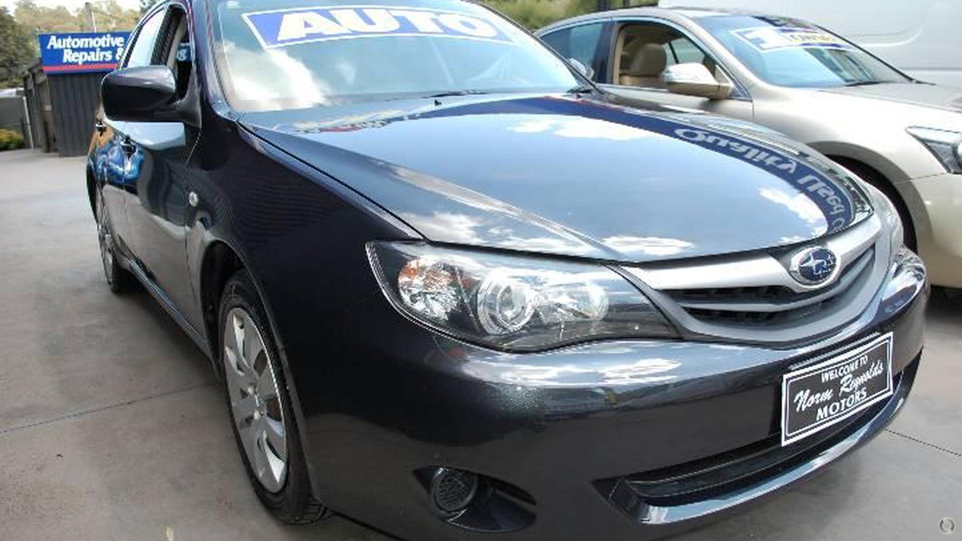 2010 Subaru Impreza R G3