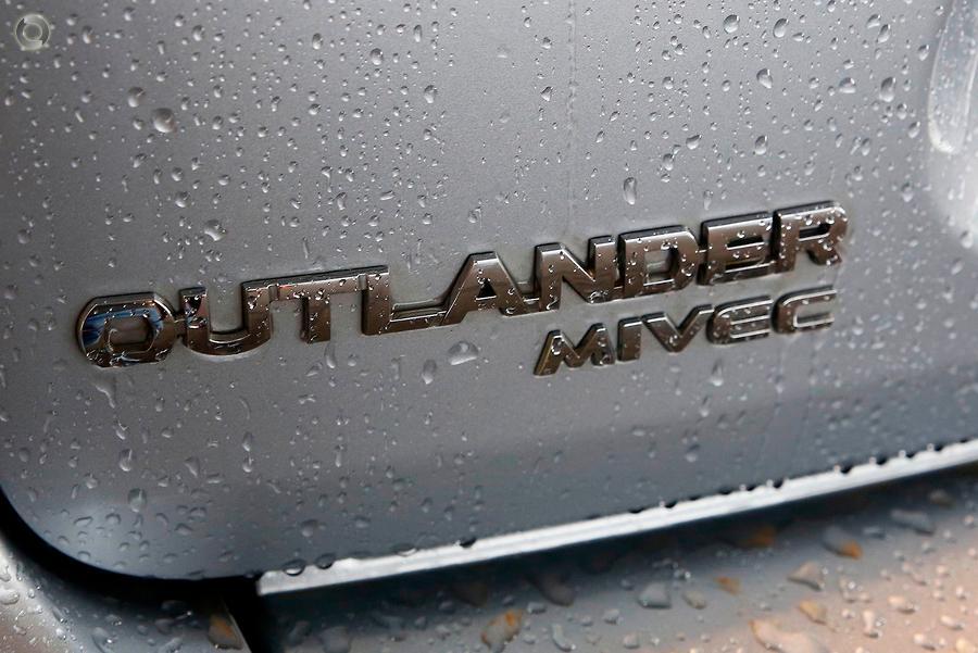 2012 Mitsubishi Outlander Activ ZH