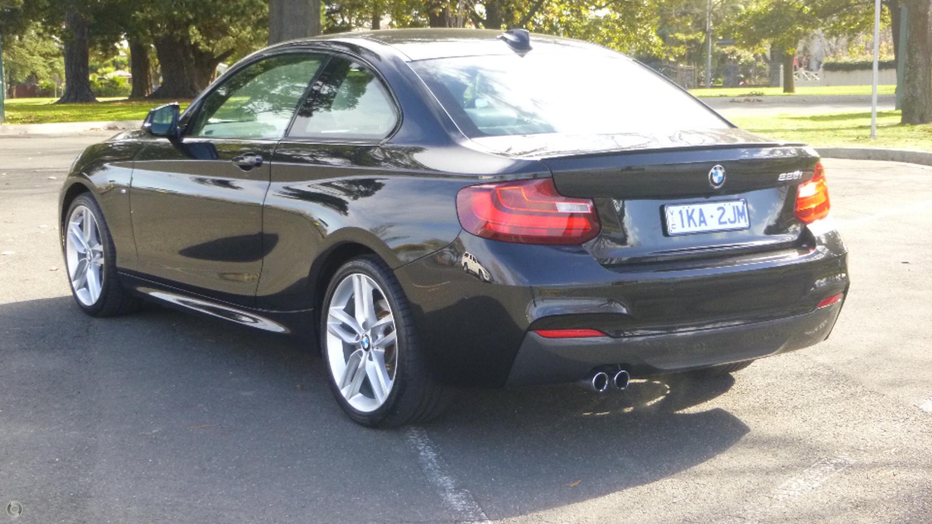 2015 BMW 228i M Sport F22