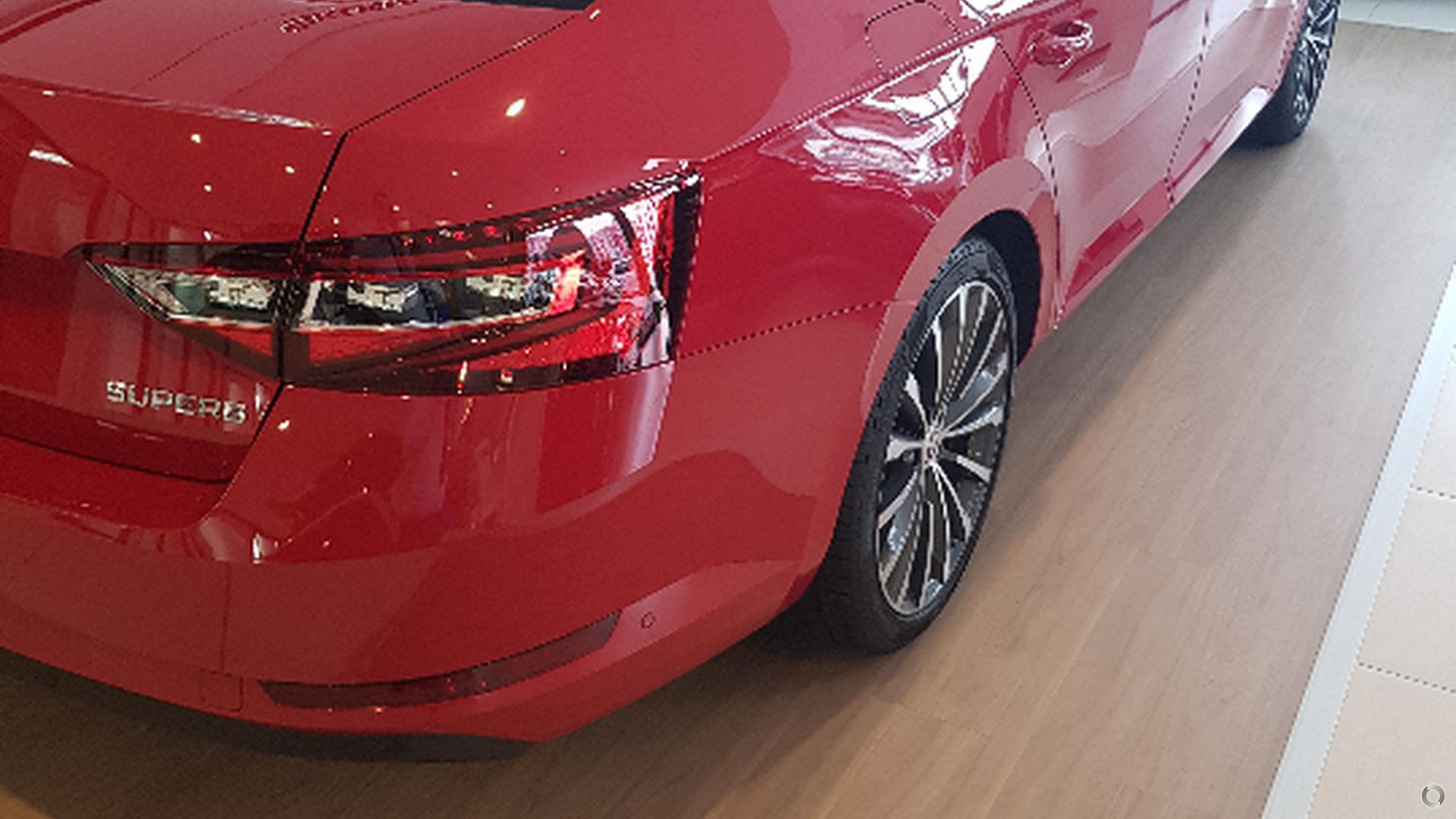 2017 SKODA Superb 140TDI NP