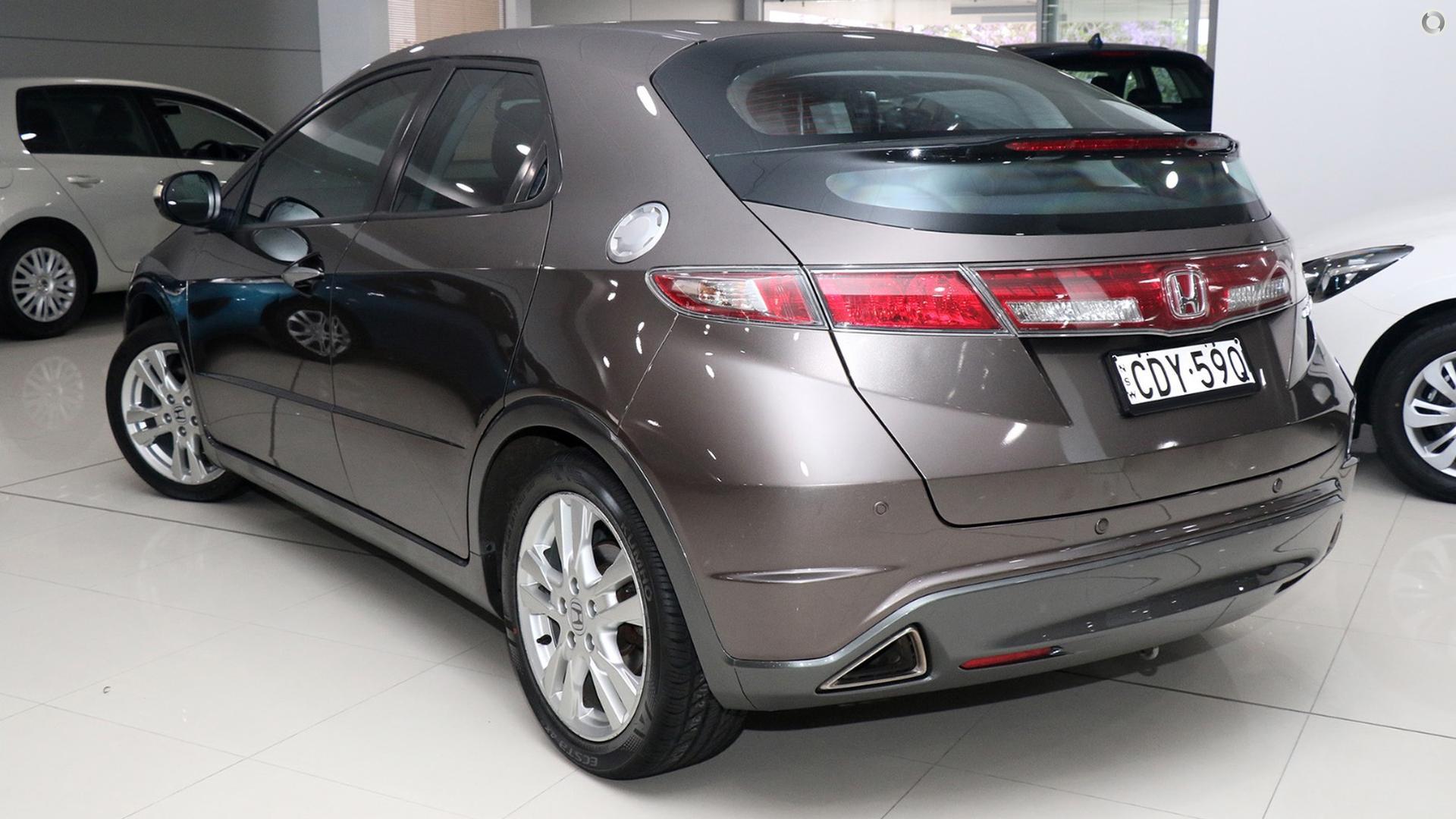 2011 Honda Civic Si 8th Gen