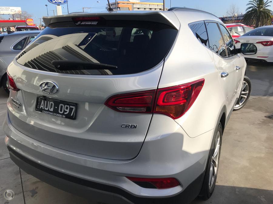 2018 Hyundai Santa Fe Highlander DM5 Series II