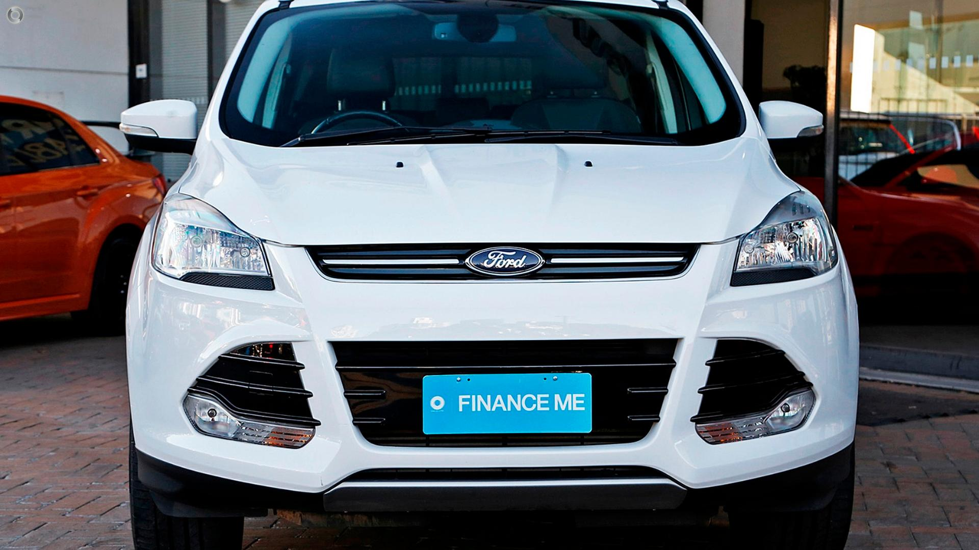 2015 Ford Kuga Trend TF MkII