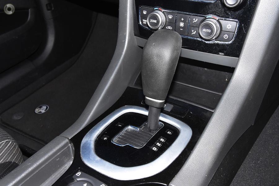 2011 Holden Ute SS Thunder VE Series II