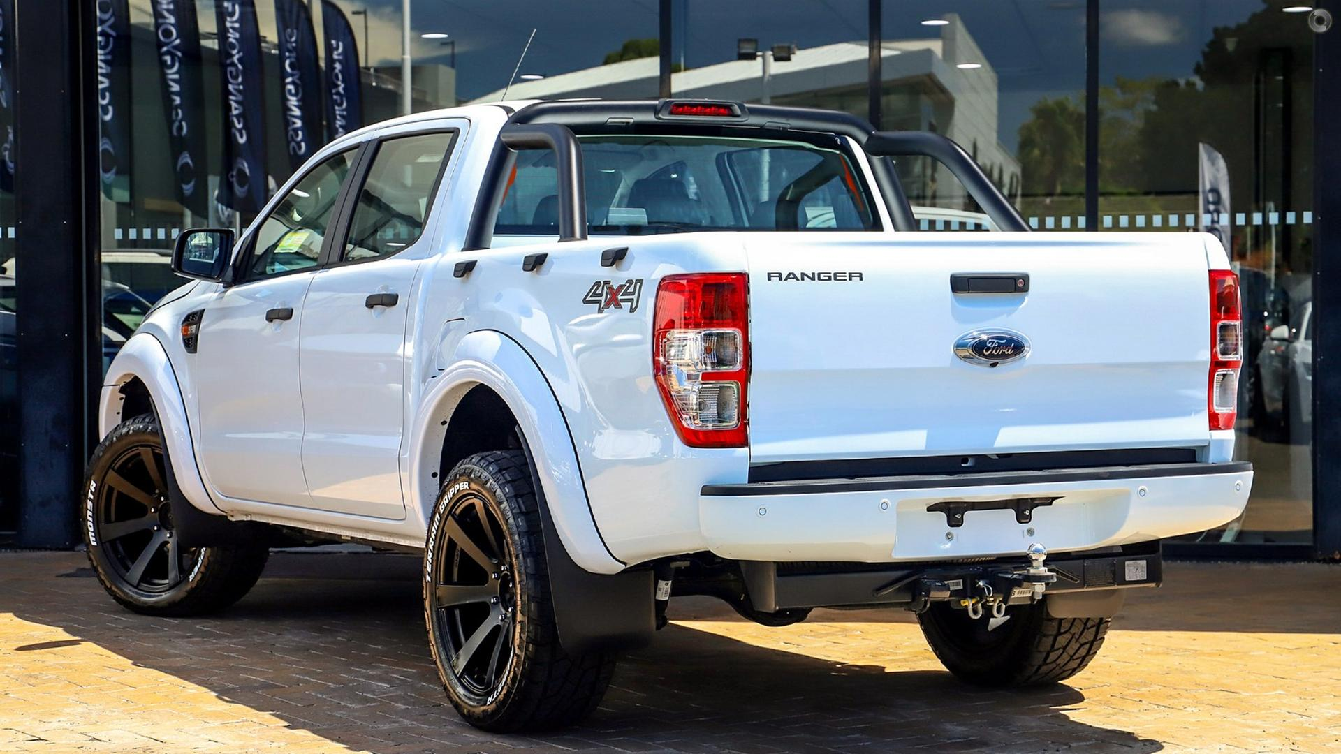 2018 Ford Ranger XL Plus PX MkII