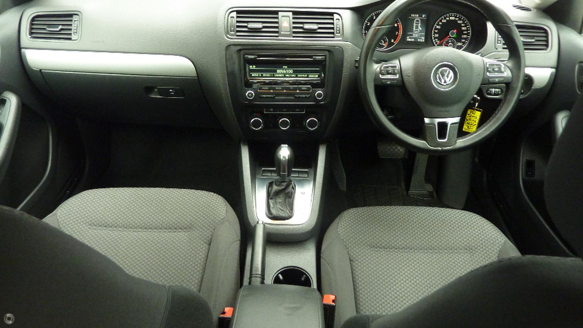2013 Volkswagen Jetta 118TSI 1B