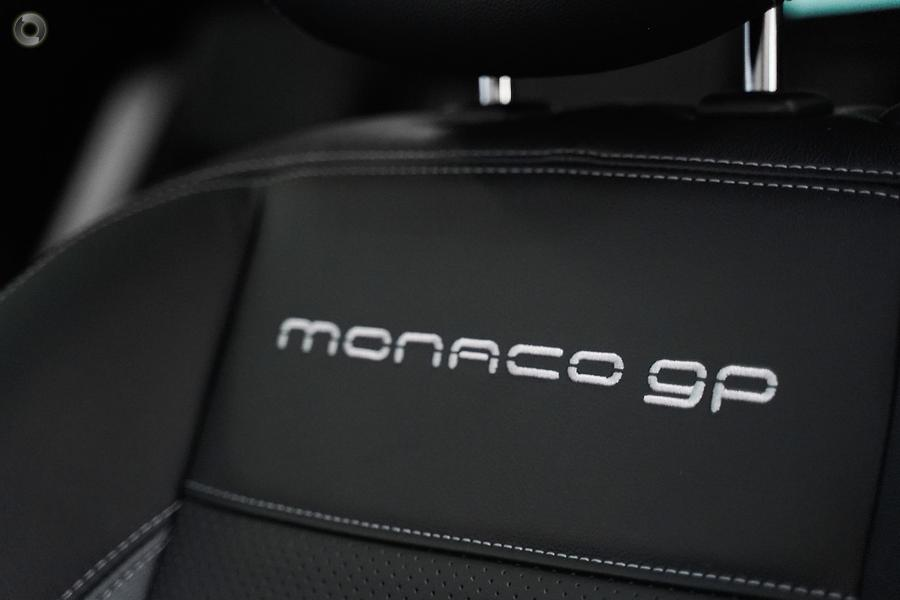 2011 Renault Megane R.S. 250 Monaco GP III D95