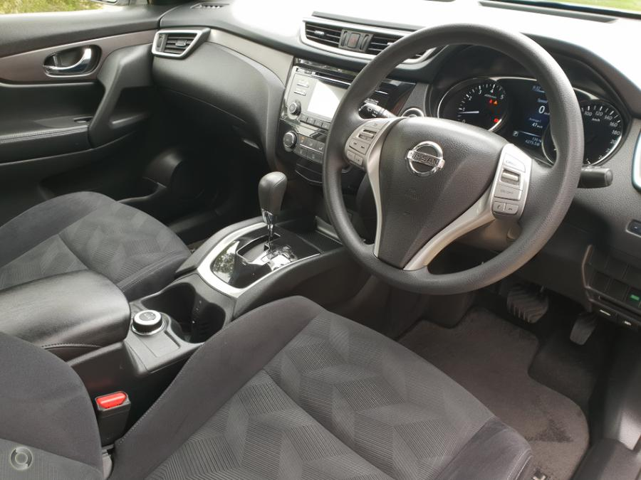 2016 Nissan X-Trail ST T32