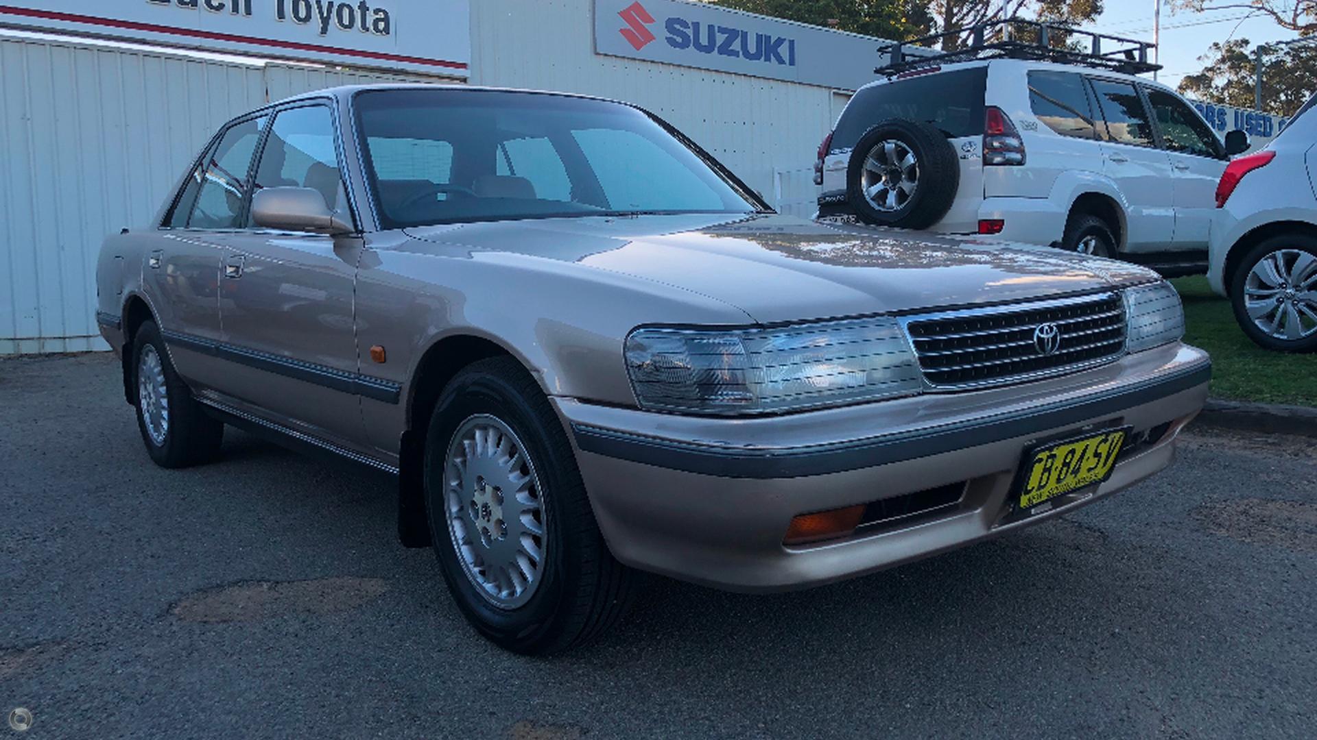 1992 Toyota Cressida Grande MX83R