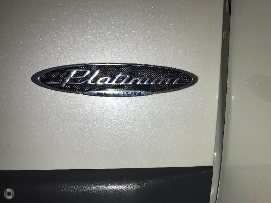2012 Mitsubishi Pajero Platinum NW