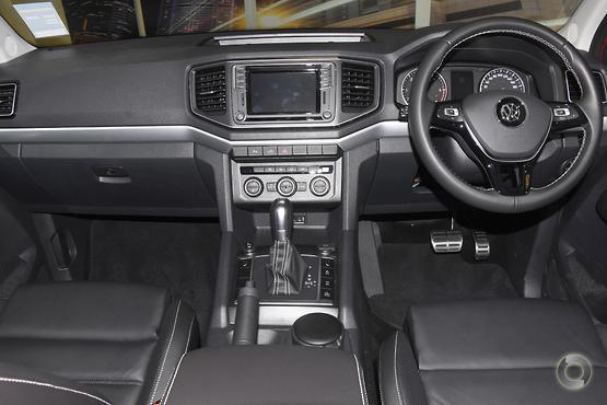 2018 Volkswagen Amarok TDI550 Ultimate 2H