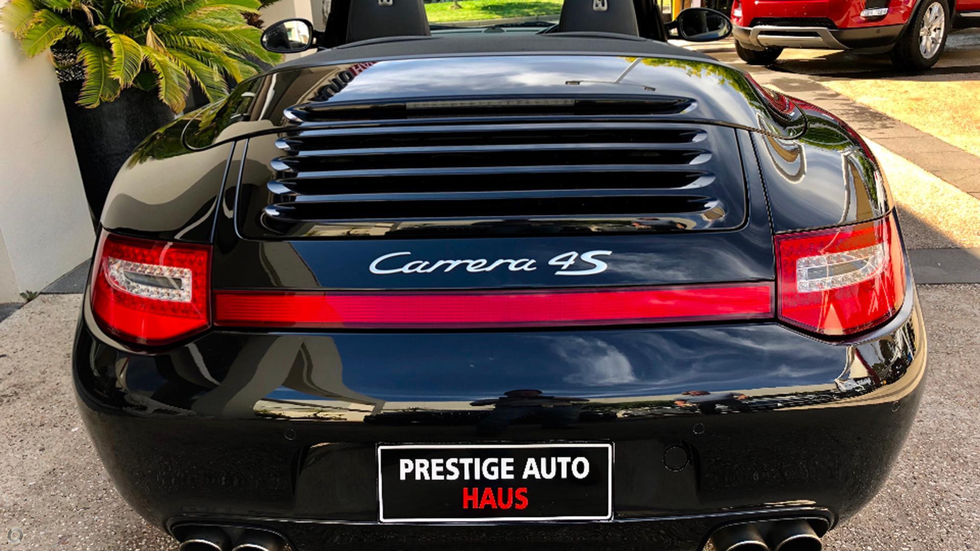 2009 Porsche 911 Carrera 4S 997 Series II