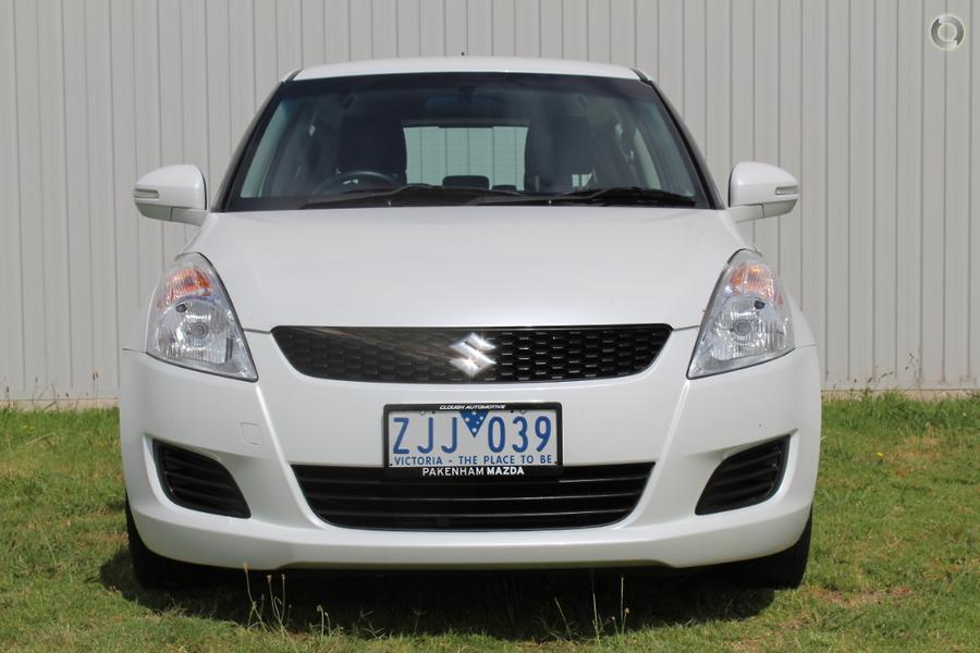 2012 Suzuki Swift GA FZ