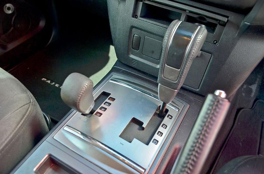 2012 Mitsubishi Pajero ACTiV NW