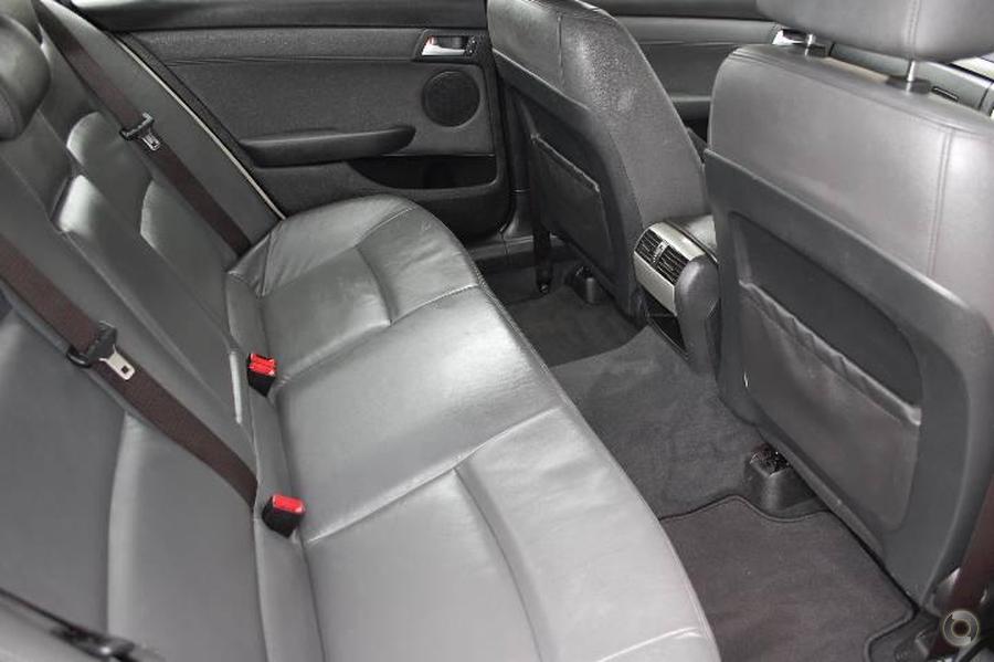 2009 Holden Commodore International VE