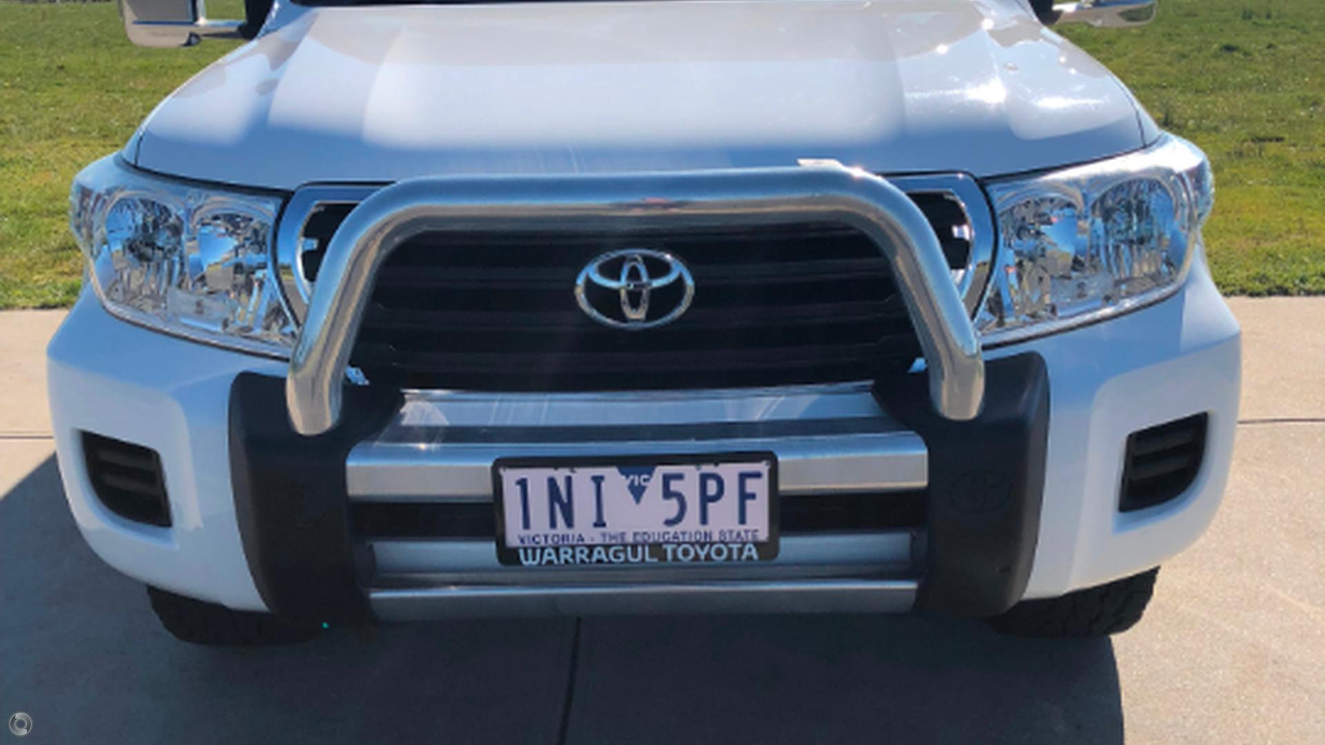 2012 Toyota Landcruiser GXL VDJ200R