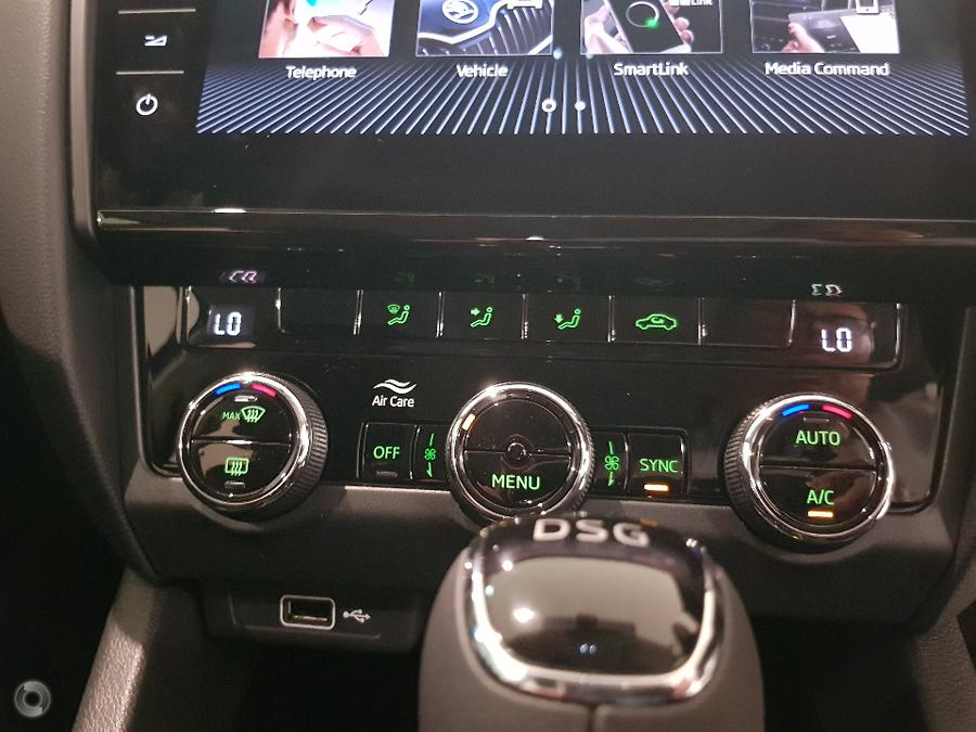 2017 SKODA Octavia 110TSI NE