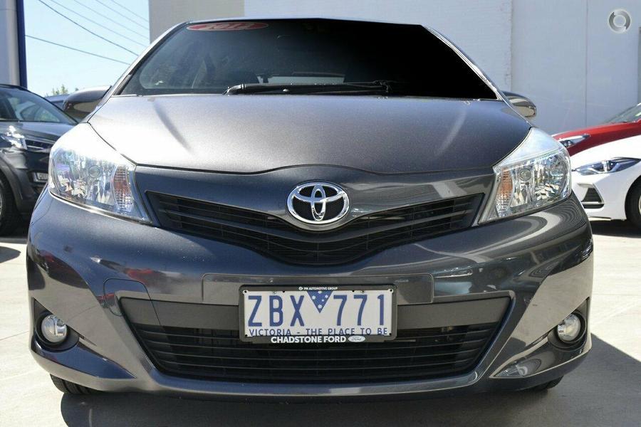 2012 Toyota Yaris YRX NCP131R