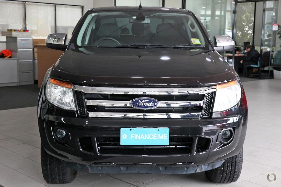 2011 Ford Ranger XLT PX