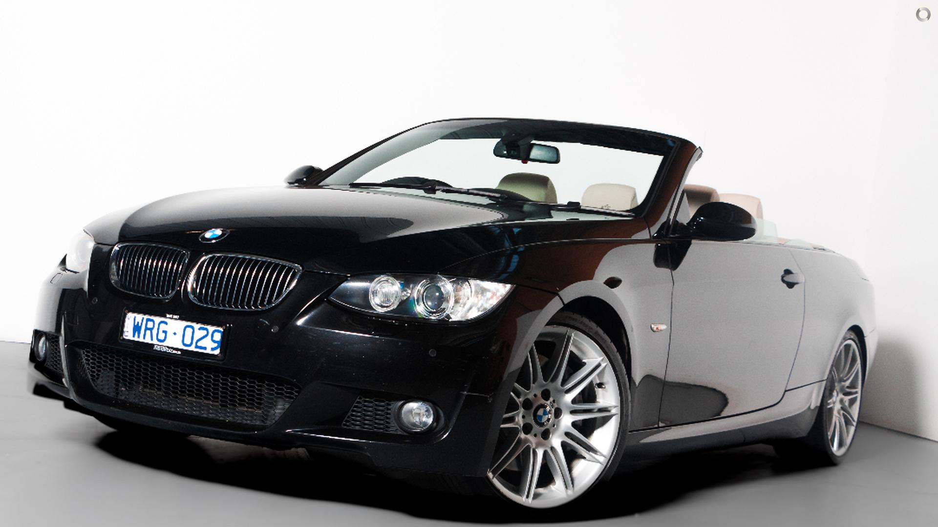 2008 BMW 335i  E93