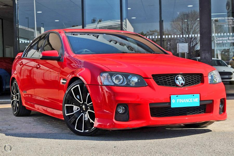 2011 Holden Commodore Ss V Redline Ve Series Ii Thomson Skoda