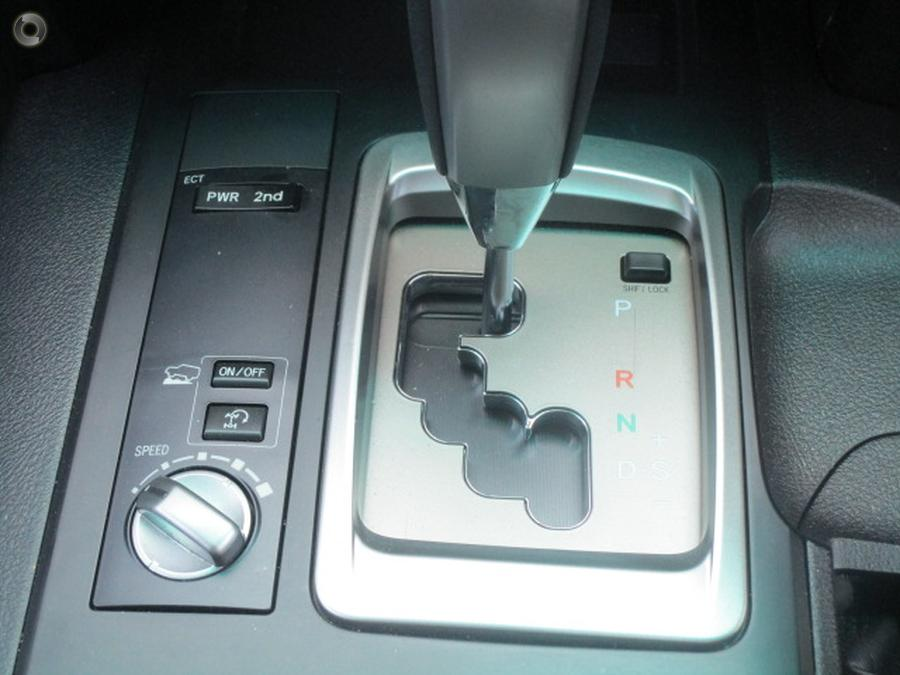 2012 Toyota Landcruiser Altitude VDJ200R