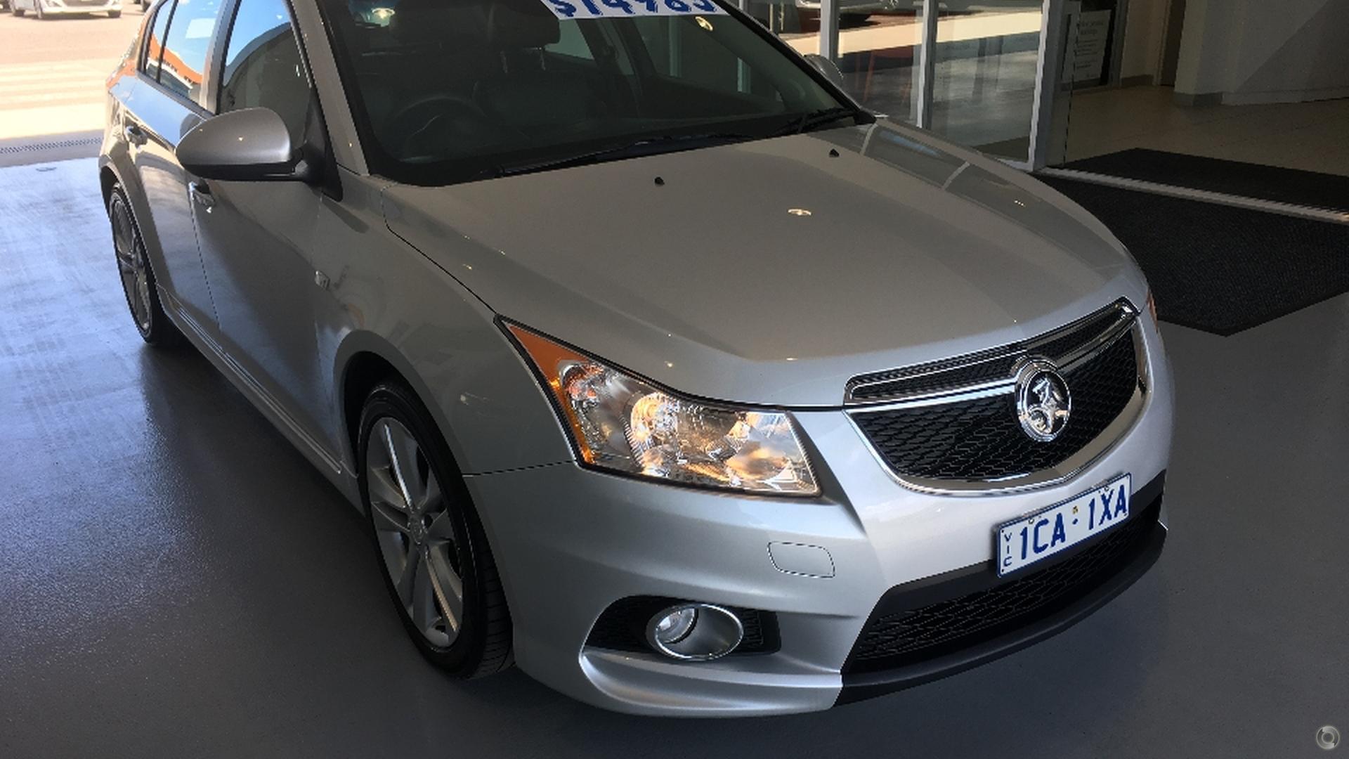 2014 Holden Cruze SRi-V JH Series II