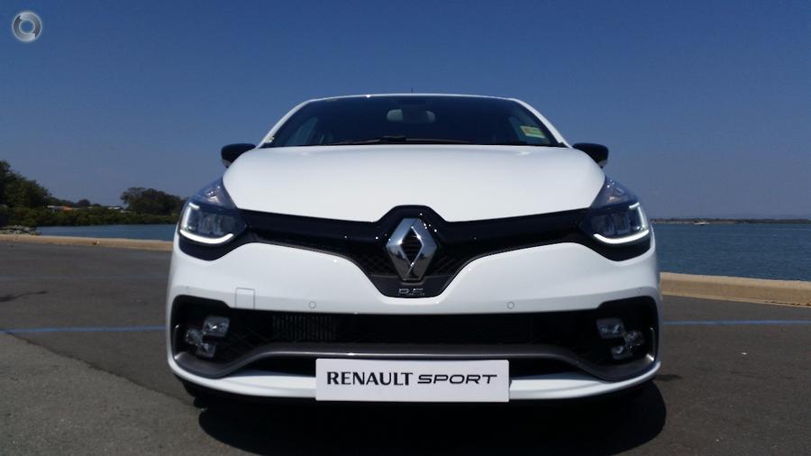 2017 Renault Clio R.S. 200 Sport IV B98 Phase 2
