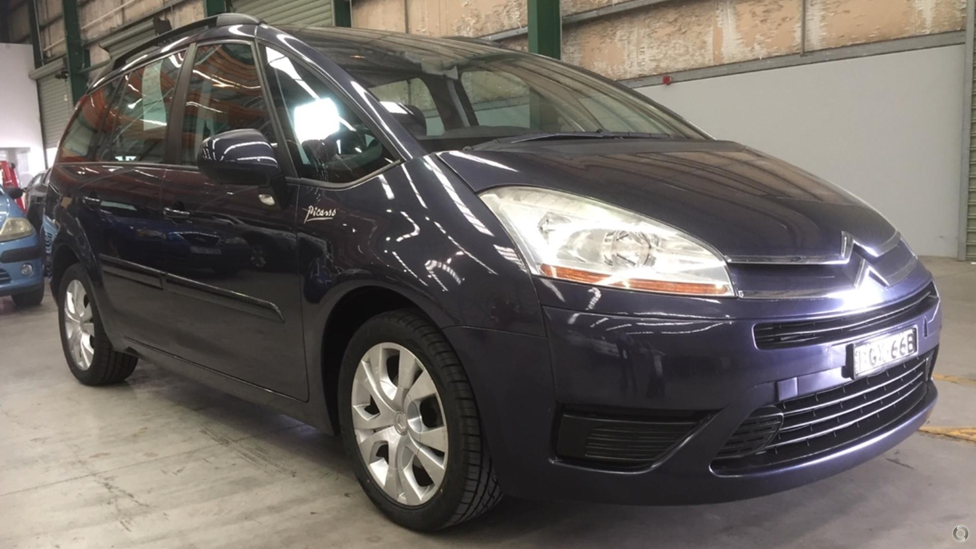 2008 Citroen C4 Picasso  (No Series)
