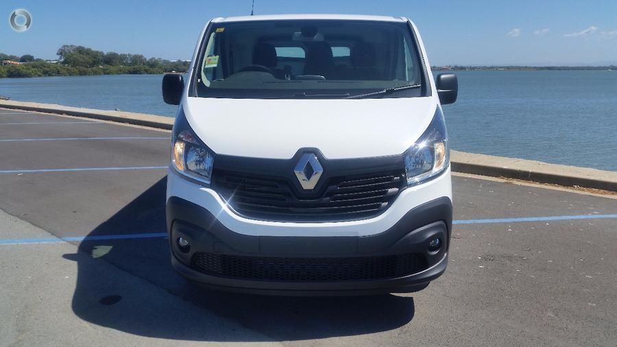 2017 Renault Trafic 103KW X82