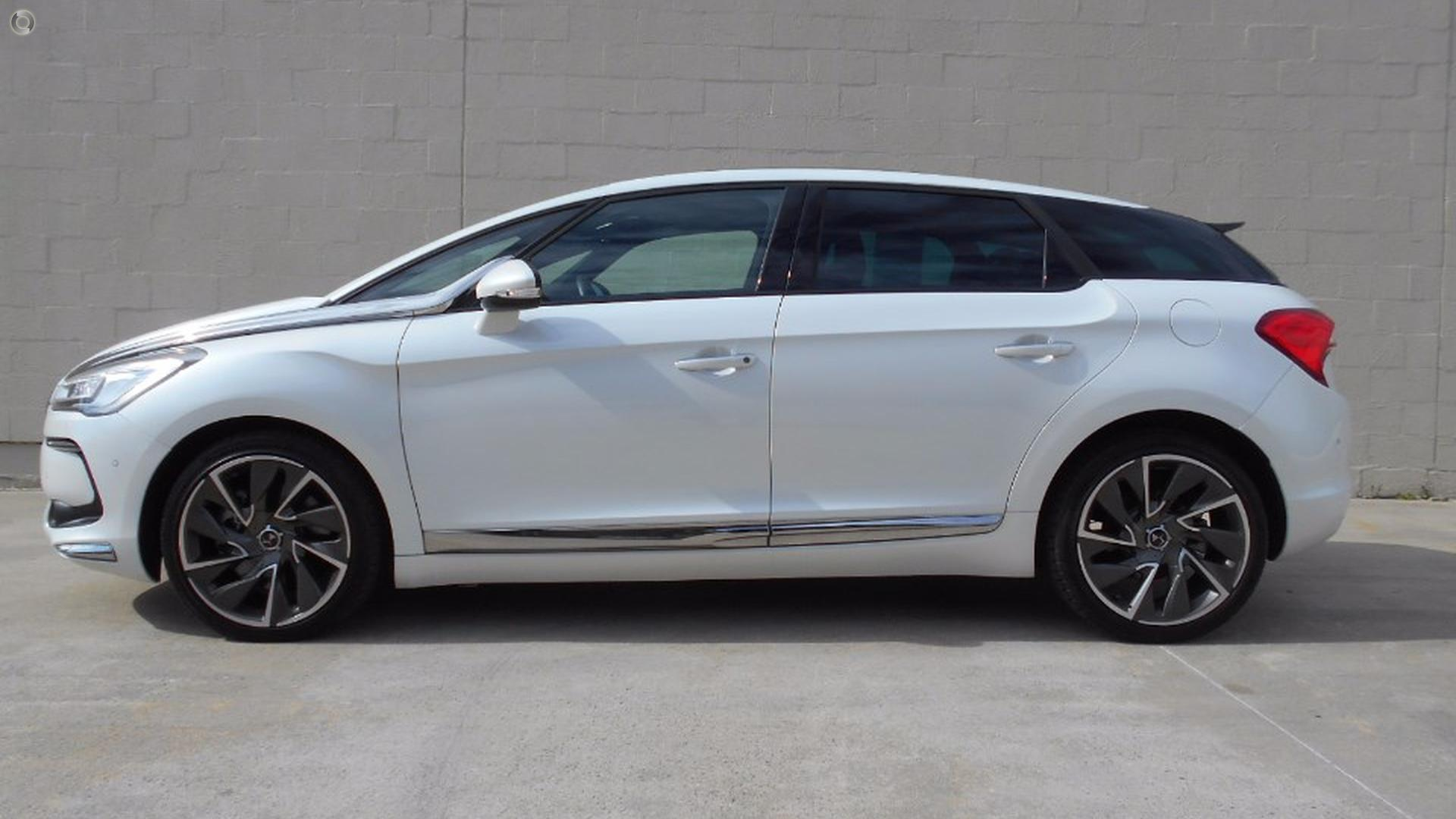 2015 Citroen DS5 60th Edition (No Series)