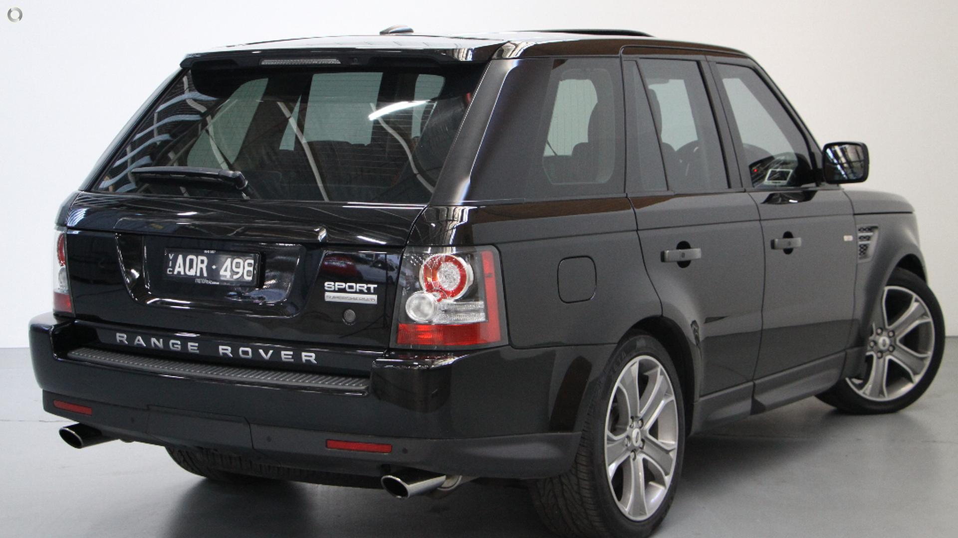 2010 Land Rover Range Rover Sport Super Charged L320
