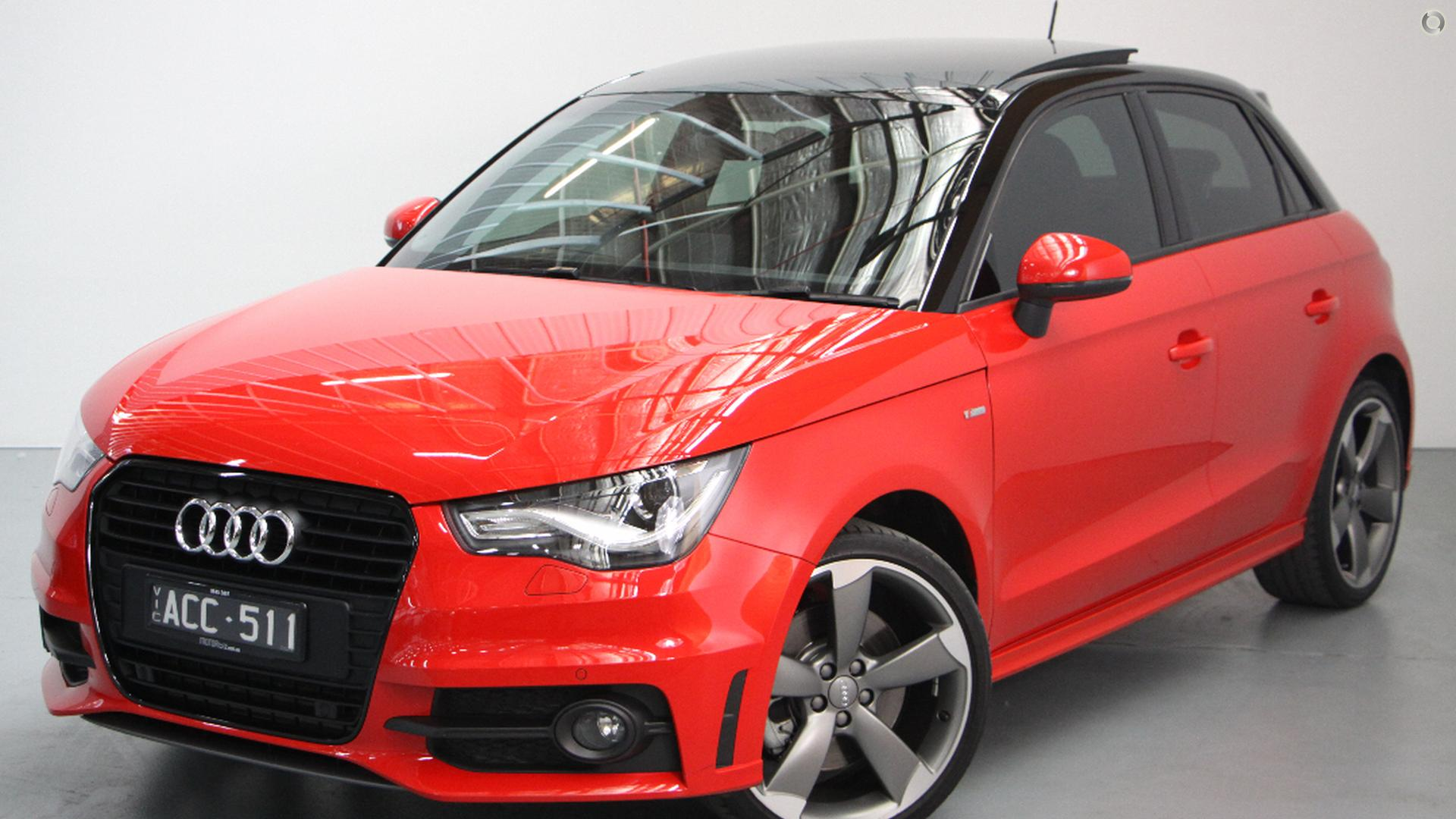 2014 Audi A1 Sport 8X