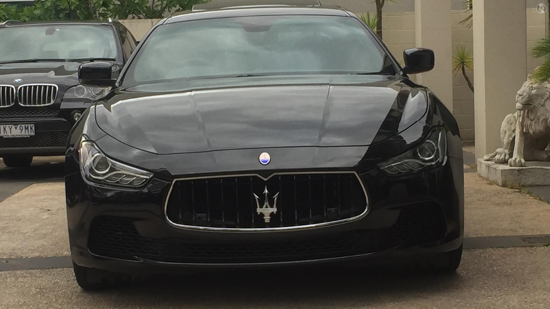 2014 Maserati Ghibli S M157