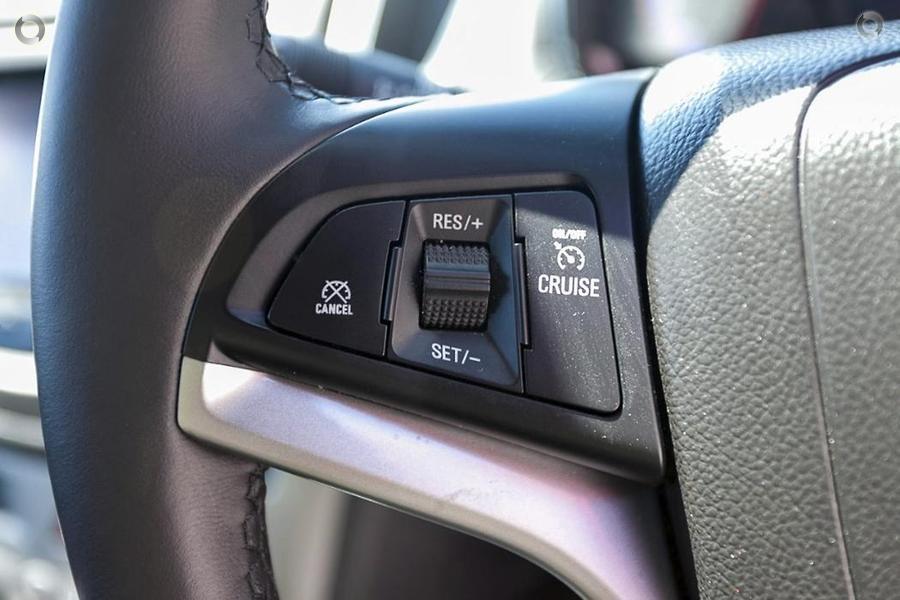 2016 Holden Trax LTZ TJ