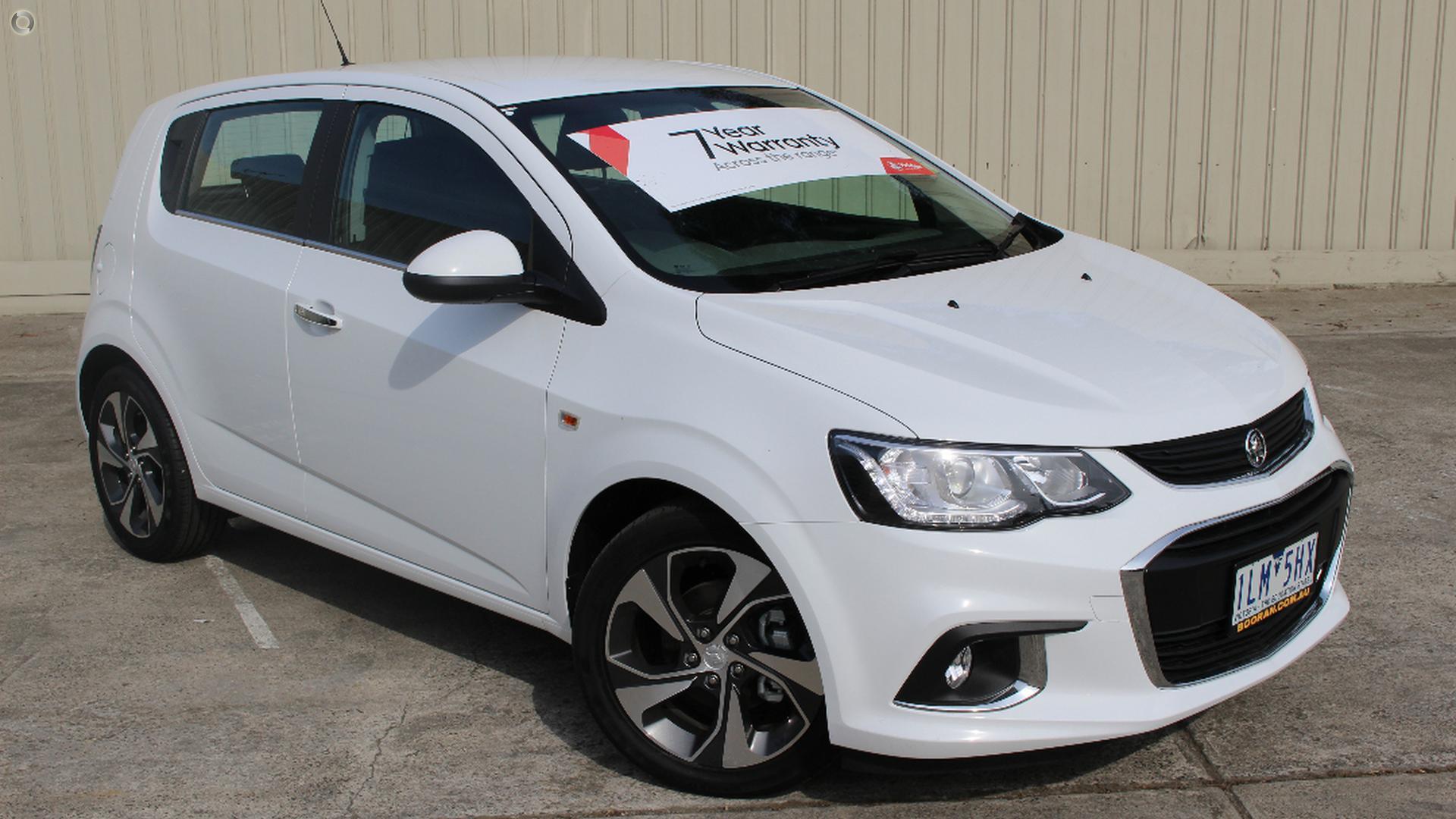 2016 Holden Barina LT TM