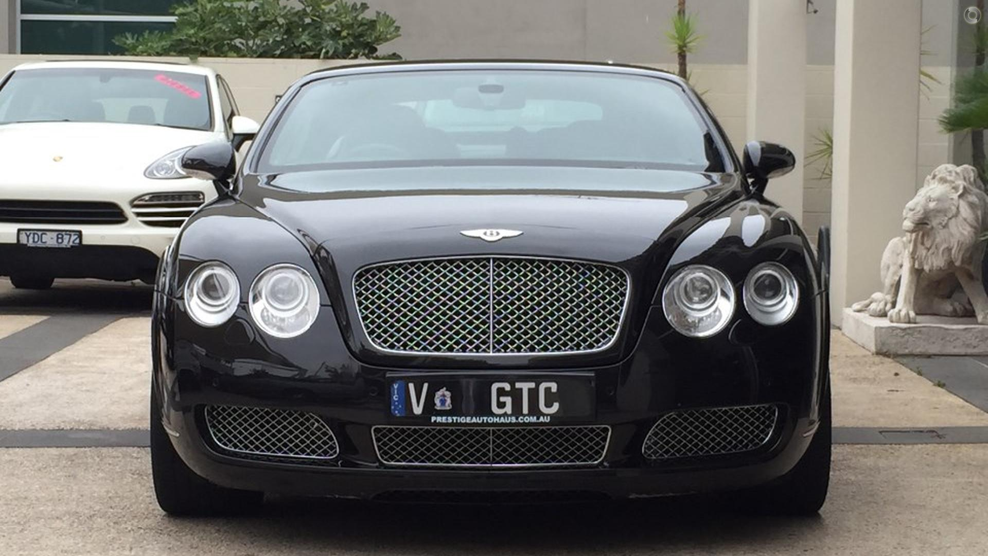 2007 Bentley Continental GTC 3W