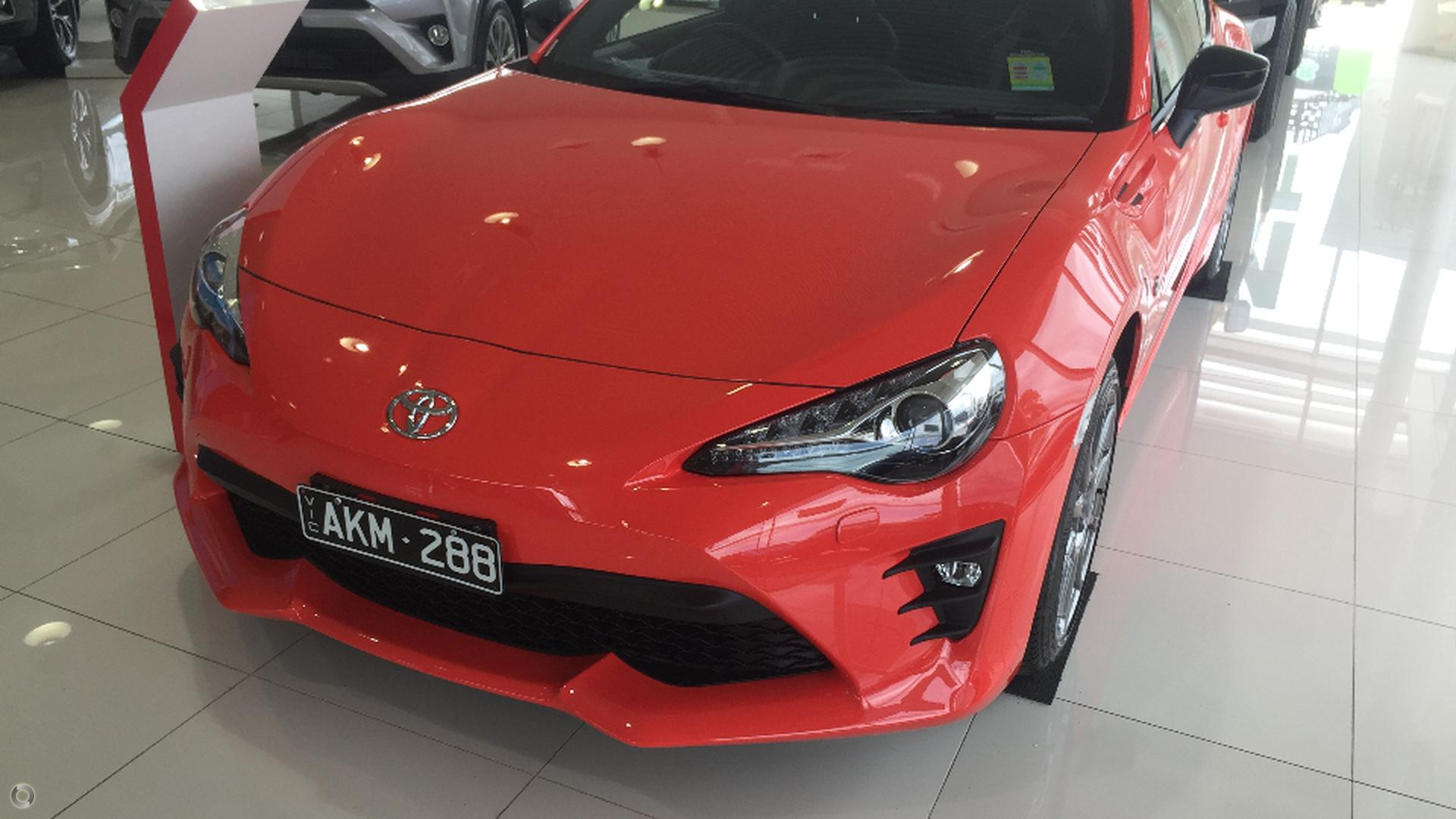 2017 Toyota 86 Limited Edition ZN6