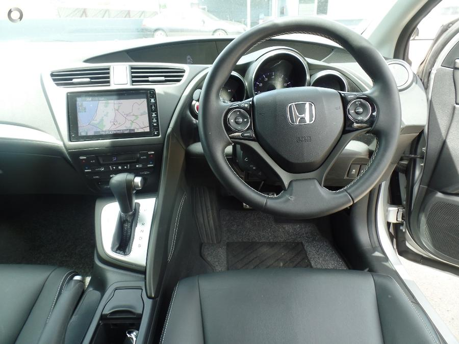 2015 Honda Civic VTi-LN 9th Gen