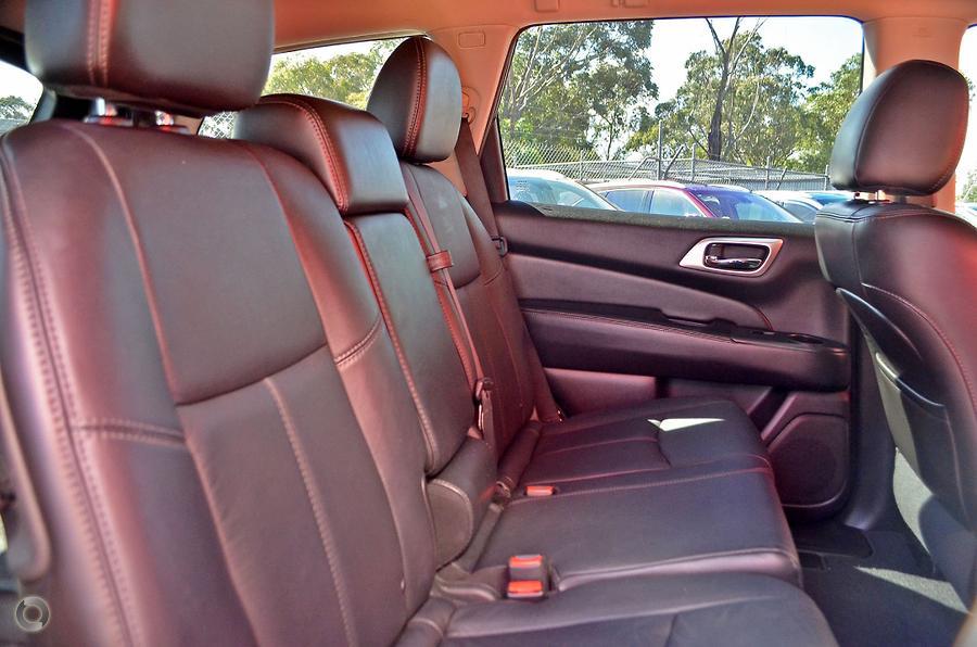 2013 Nissan Pathfinder ST-L R52