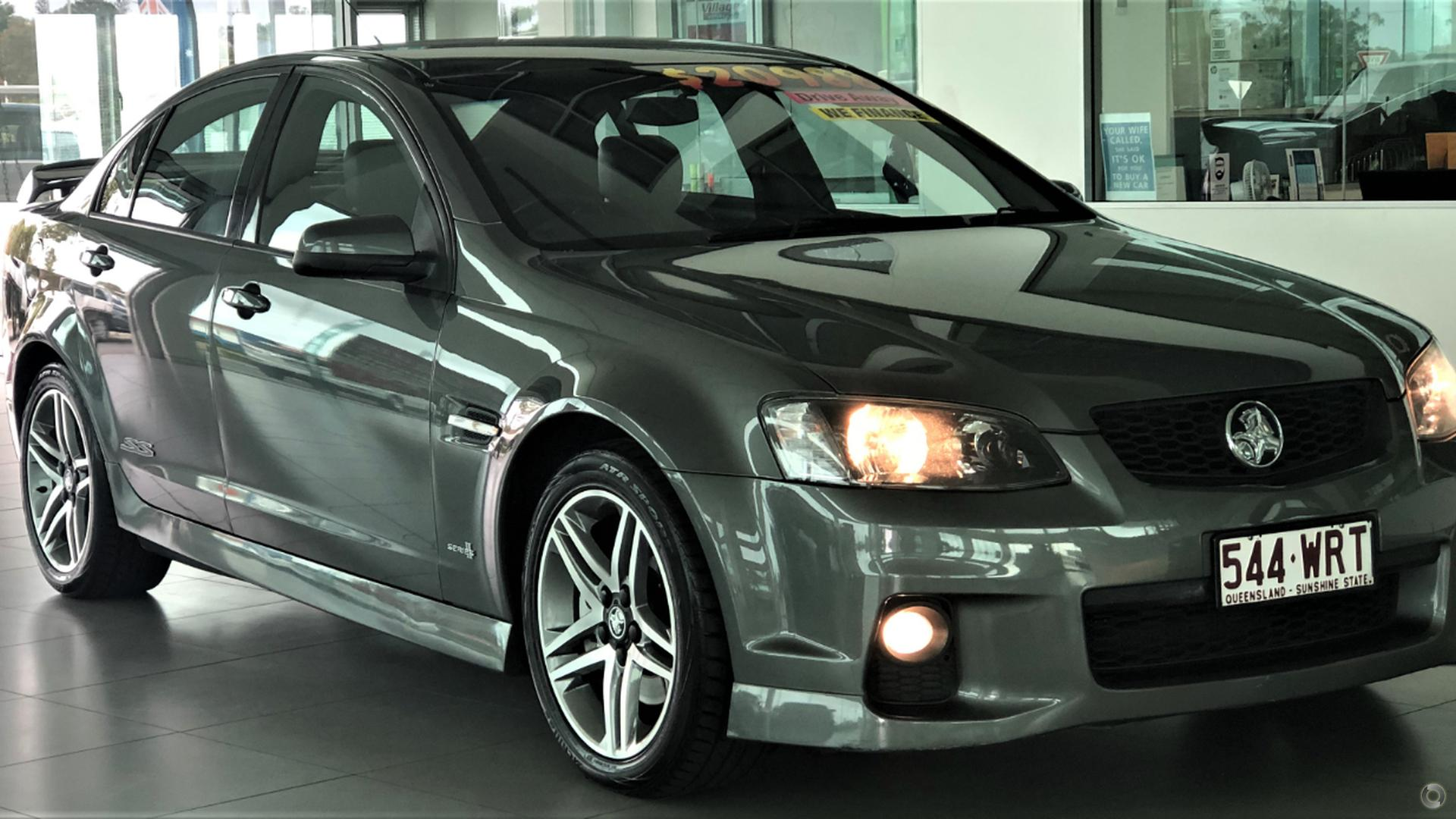 2011 Holden Commodore SS VE Series II