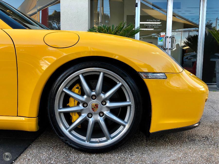 2006 Porsche Cayman S 987