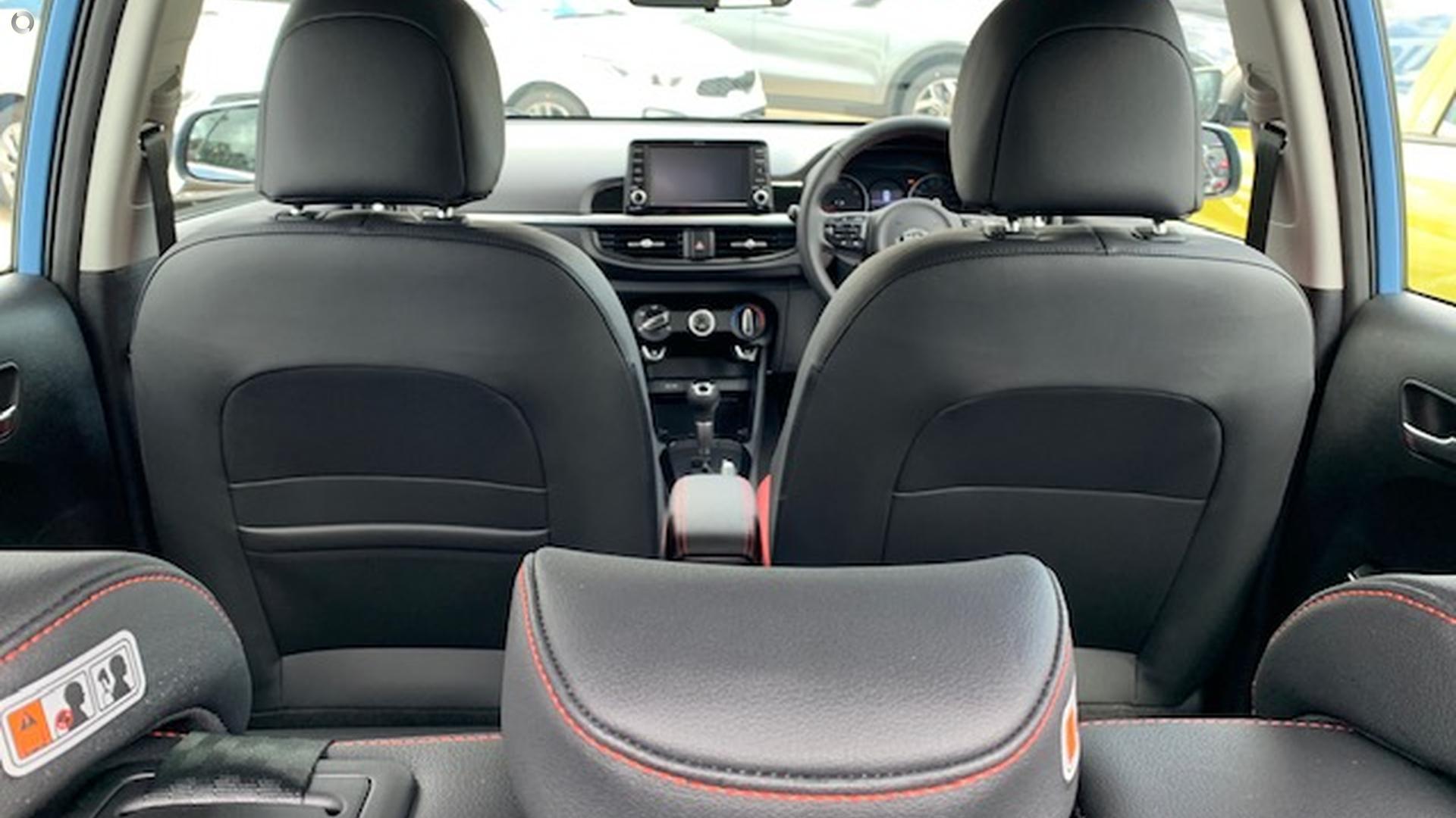 2018 Kia Picanto GT JA