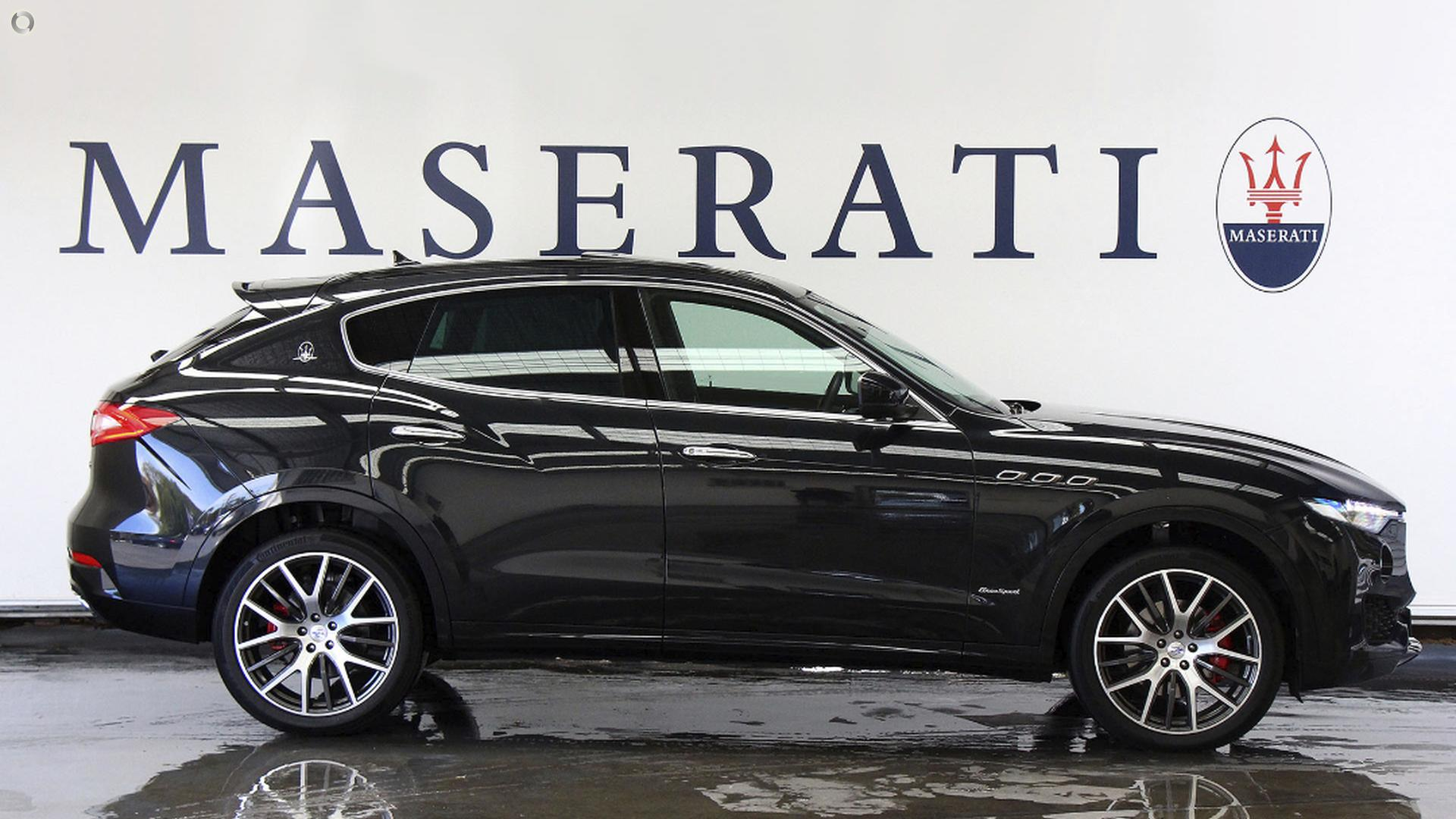 2018 Maserati Levante GranSport M157