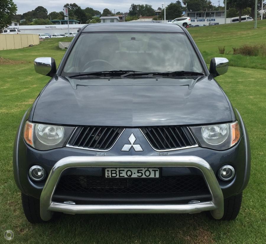 2017 Mitsubishi Triton GLX-R ML