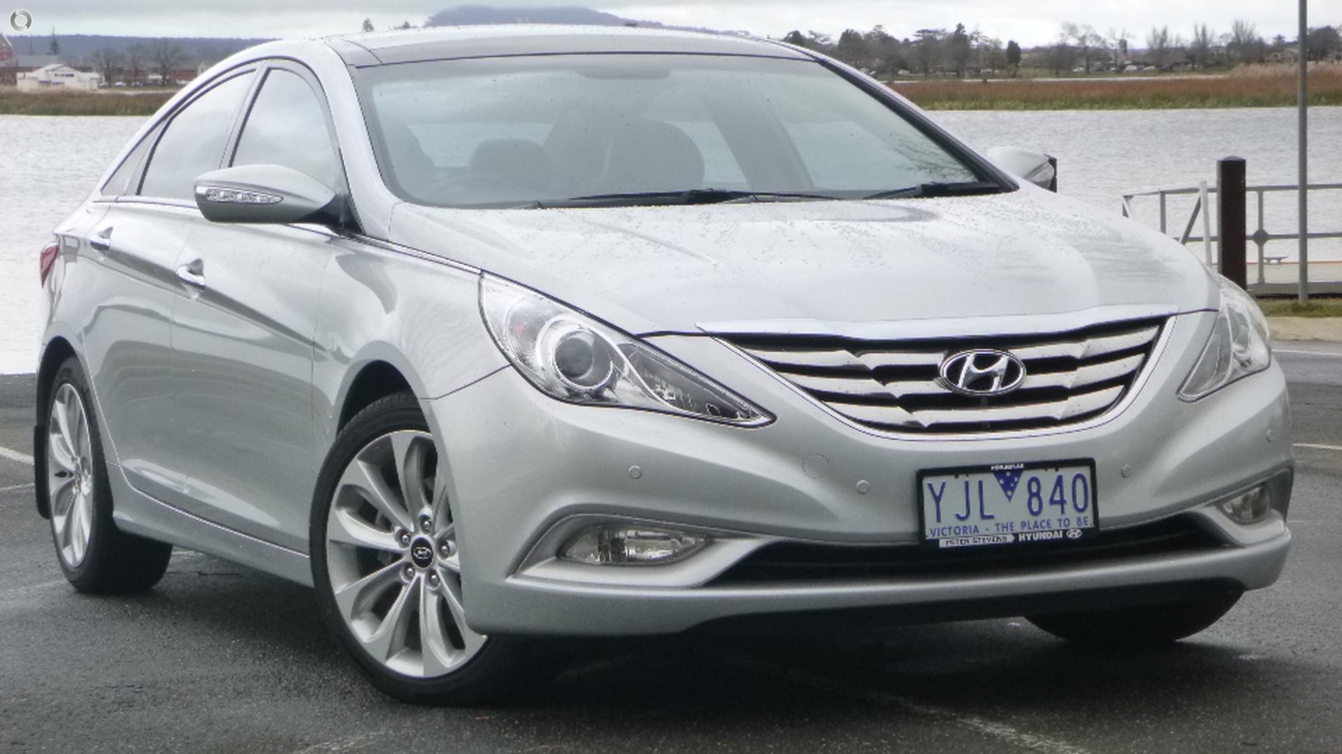 2010 Hyundai i45 Premium YF